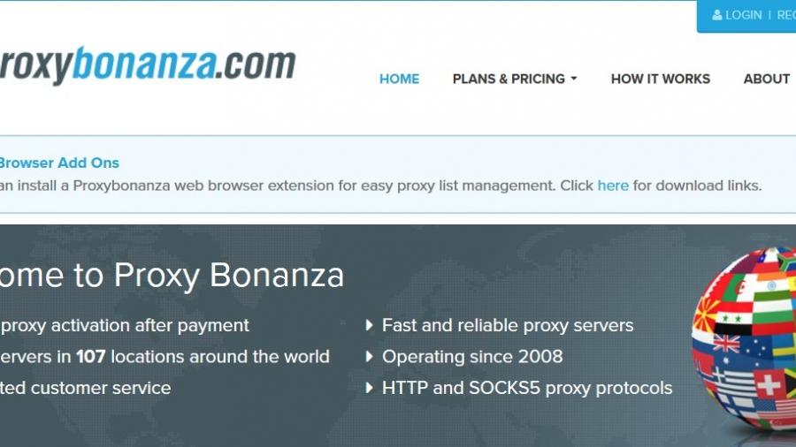 proxybonanza